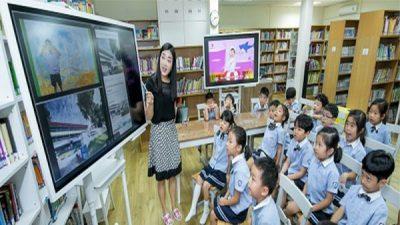 Samsung Flip - Thiết bị dạy và học hiện đại nhất hiện nay