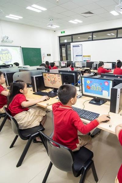 Vinschool chuyển giao toàn bộ việc bảo trì hệ thống máy tính cho CMS